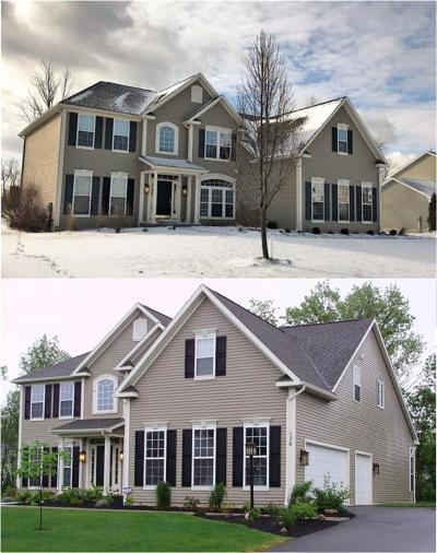 Penfield Single Family Home A-Active: 136 Galante Circle