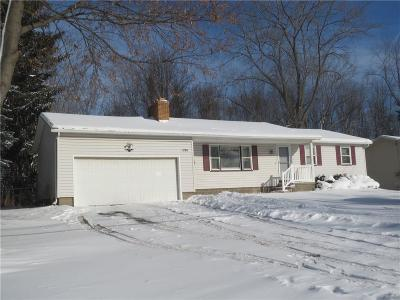 Gates Single Family Home A-Active: 1194 Hinchey Road
