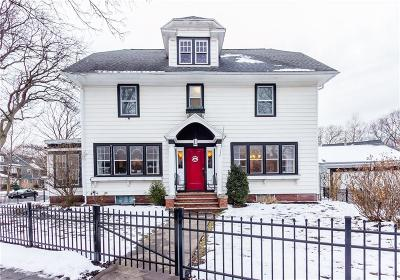 Rochester Single Family Home C-Continue Show: 186 Canterbury Road