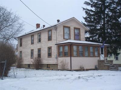 Batavia-City NY Multi Family 2-4 A-Active: $59,900