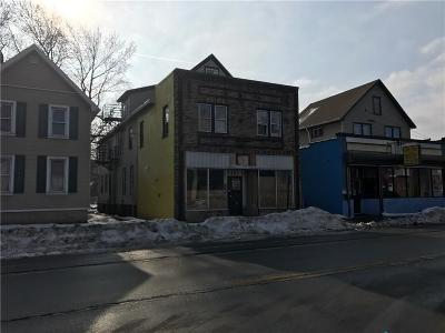 Rochester Multi Family 2-4 A-Active: 493 Lyell Avenue