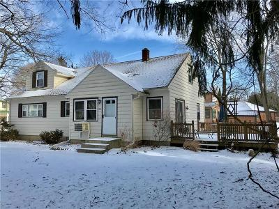Jamestown Single Family Home C-Continue Show: 1 Logan Avenue