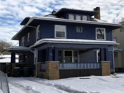 Rochester Single Family Home A-Active: 78 Colgate Street
