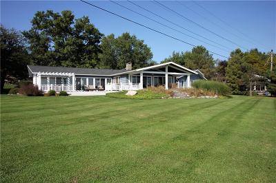 Chautauqua County Single Family Home A-Active: 5951 Tinkertown Drive