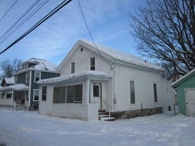 Batavia-City NY Single Family Home A-Active: $19,900