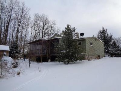 Monroe County Single Family Home A-Active: 9318 West Ridge Road