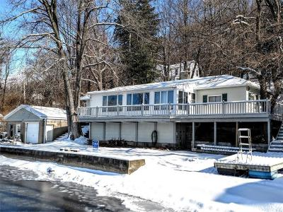 Single Family Home A-Active: 4330 West Bluff Drive