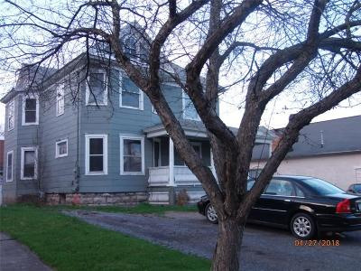 Seneca Falls Single Family Home A-Active: 178 Fall Street