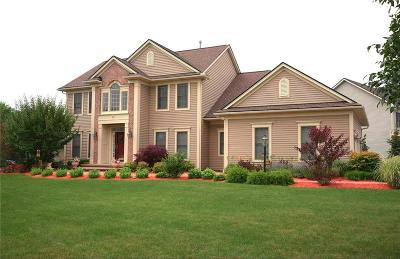 Pittsford Single Family Home A-Active: 37 Rollins Crossing