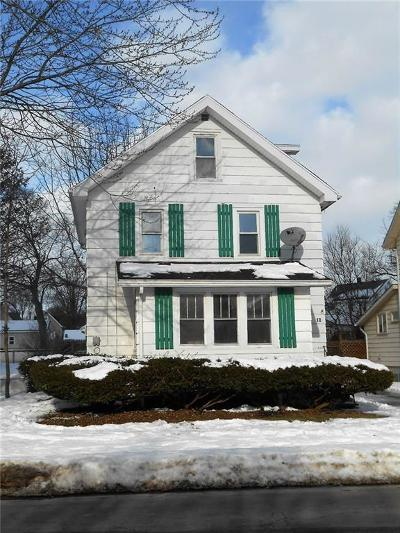 Batavia-City NY Single Family Home A-Active: $80,000
