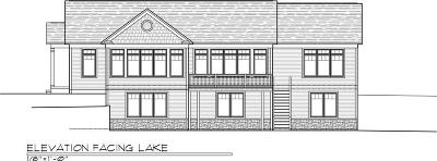 Single Family Home A-Active: 1113 South Lake Road - Lot B Tbb