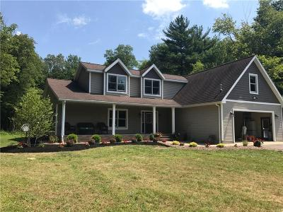 Single Family Home Sold: 4739 Cedar Road