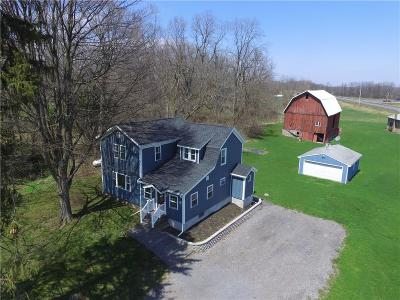 Single Family Home A-Active: 2527 County Route 101a Road