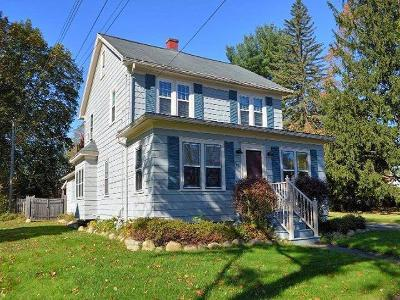 Jamestown NY Single Family Home A-Active: $105,000