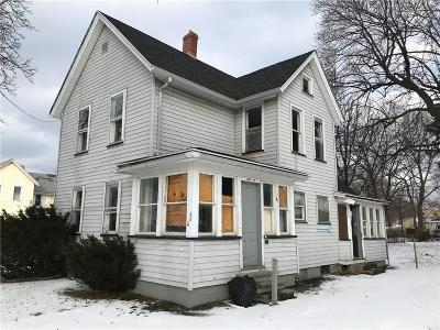 Rochester Single Family Home A-Active: 60 Myrtle Street