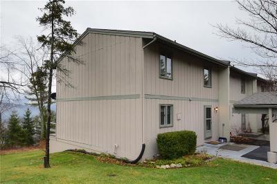 South Bristol NY Condo/Townhouse A-Active: $269,900
