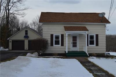 Ellicott NY Single Family Home A-Active: $110,000