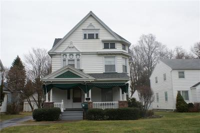 Rochester Single Family Home A-Active: 3490 Lake Ave