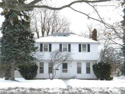 Irondequoit Single Family Home A-Active: 129 Rogers Parkway