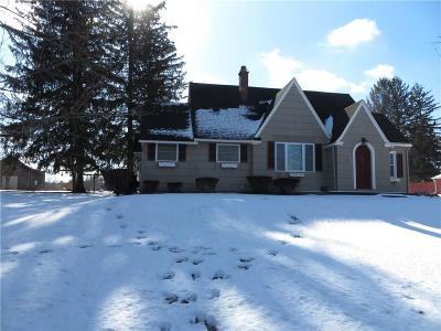 Genesee Falls Single Family Home A-Active: 6664 Church Street