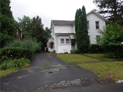 Seneca Falls Single Family Home A-Active: 7 Haigh Street