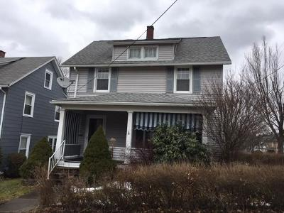 Jamestown NY Single Family Home A-Active: $42,500