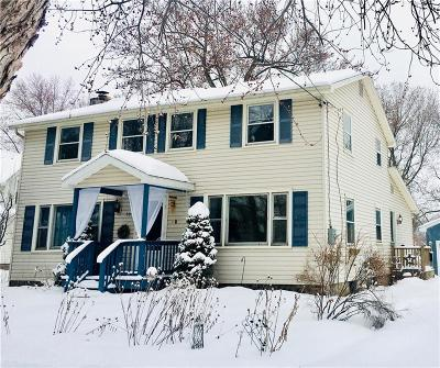 Victor Single Family Home A-Active: 60 Coville Street
