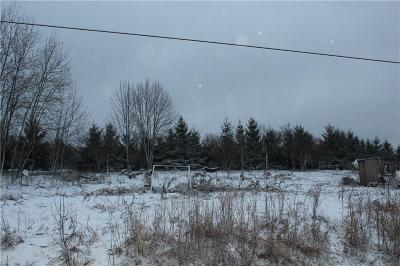 Sinclairville NY Residential Lots & Land A-Active: $19,900