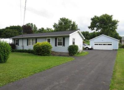 Lyons Single Family Home A-Active: 7450 State Route 31