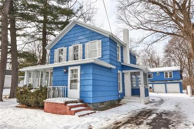 Pittsford Single Family Home A-Active: 17 Washington Road