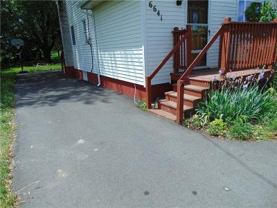 Williamson Single Family Home A-Active: 6641 Lake Avenue