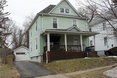 Jamestown NY Single Family Home A-Active: $39,000