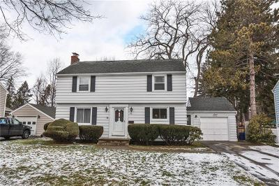 Irondequoit Single Family Home A-Active: 140 Glenmont Drive