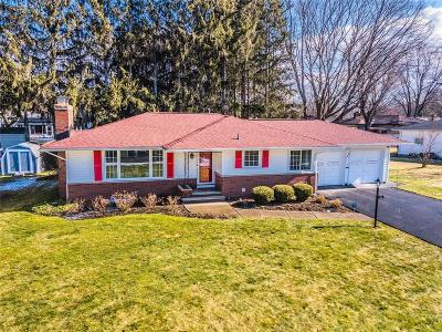 Irondequoit Single Family Home A-Active: 122 Allwood Drive