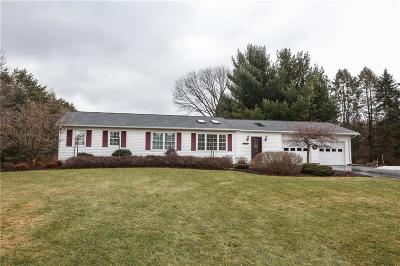 Victor Single Family Home A-Active: 1175 Willis Hill Road