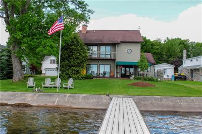 North Harmony NY Single Family Home A-Active: $609,000