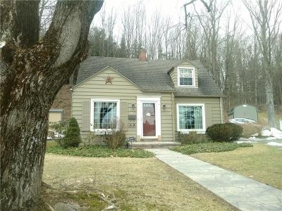 Wellsville NY Single Family Home A-Active: $69,900