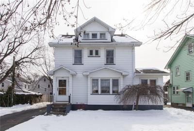Rochester Single Family Home A-Active: 199 Colebourne Road