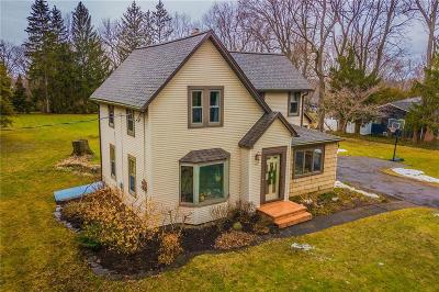 Penfield Single Family Home A-Active: 1851 Clark Road