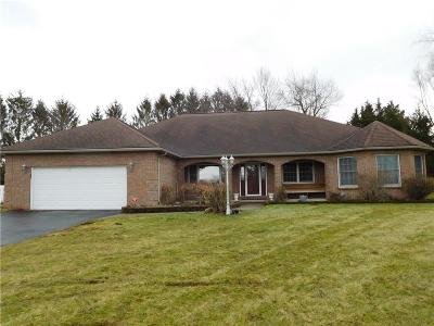 Penfield Single Family Home A-Active: 6 Cherrymede Crescent