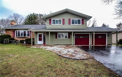 Penfield Single Family Home A-Active: 174 Harwood Circle