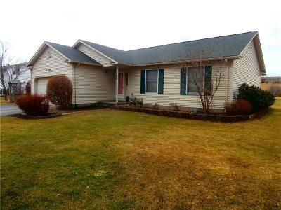 Single Family Home A-Active: 4280 Middle Cheshire Rd