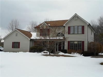 Penfield Single Family Home A-Active: 10 Glen Valley Drive