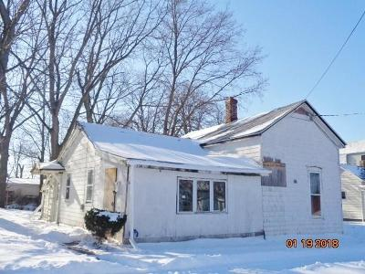 Dunkirk Single Family Home A-Active: 107 Lord Street