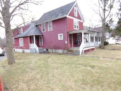 Livonia Single Family Home A-Active: 7417 Pleasant Street