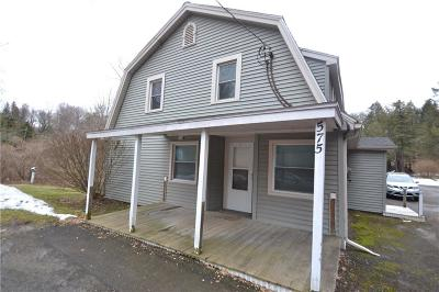 Genesee County, Livingston County, Monroe County, Ontario County, Orleans County, Wayne County Rental For Rent: 569-5 Lake Road