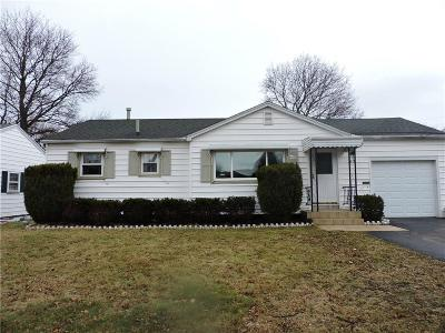 Rochester Single Family Home A-Active: 62 Lyncrest Drive
