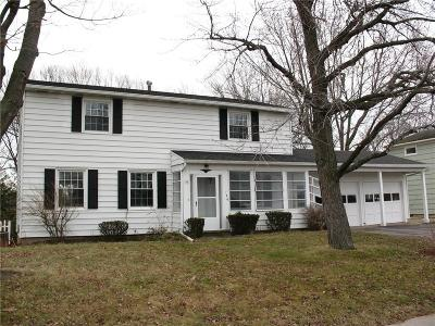 Irondequoit Single Family Home A-Active: 156 Kings Highway North