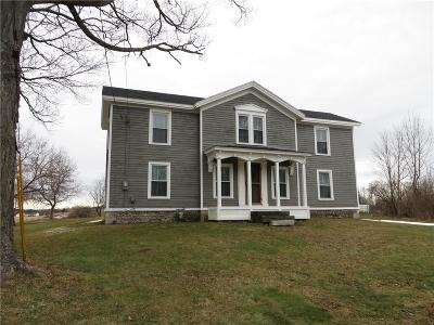 Genesee County Single Family Home A-Active: 9963 Covell Road