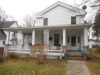 Perry Single Family Home A-Active: 33 Lake Street